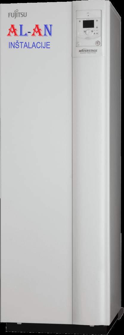Ogrevalna toplotna Črpalka Fujitsu Waterstage WGYA050DG6/WOYA060LFCA